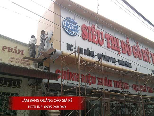 thi cong lam bang hieu quang cao 22 - Làm bảng quảng cáo tại đường tỉnh lộ 10 quận Bình Tân