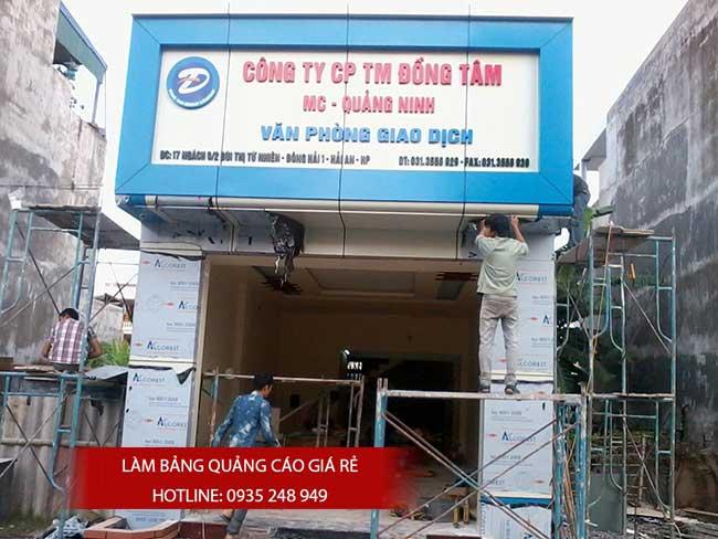 thi cong lam bang hieu quang cao 23 - Làm bảng quảng cáo tại đường tỉnh lộ 10 quận Bình Tân