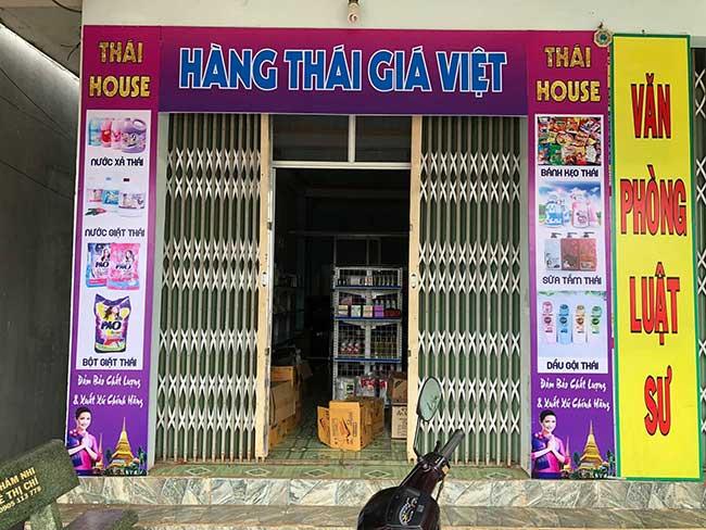 thi cong lam bang hieu quang cao 246 - Làm bảng quảng cáo tại đường Thoại Ngọc Hầu