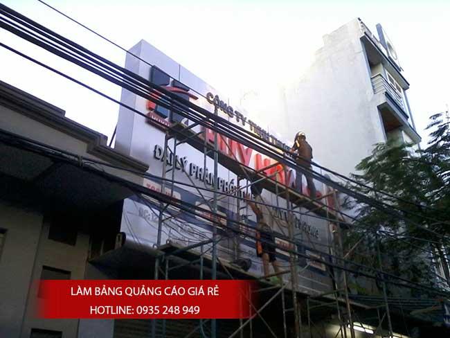 thi cong lam bang hieu quang cao 26 - Làm bảng quảng cáo tại đường tỉnh lộ 10 quận Bình Tân