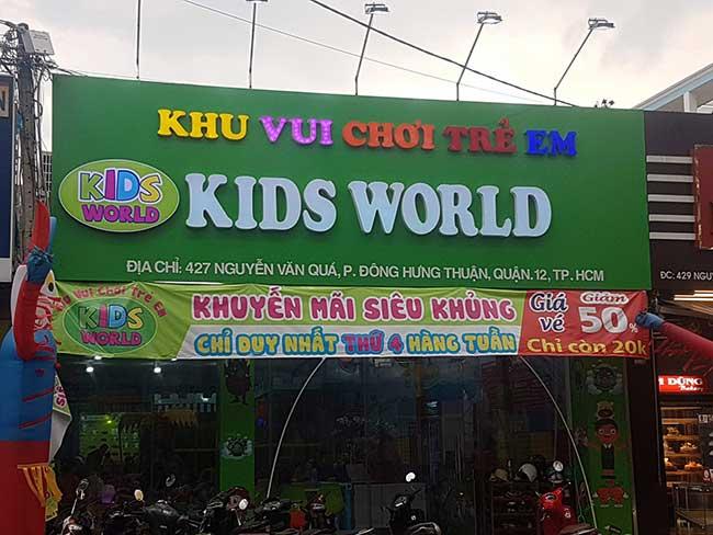 thi cong lam bang hieu quang cao 271 - Làm bảng quảng cáo tại đường Thoại Ngọc Hầu