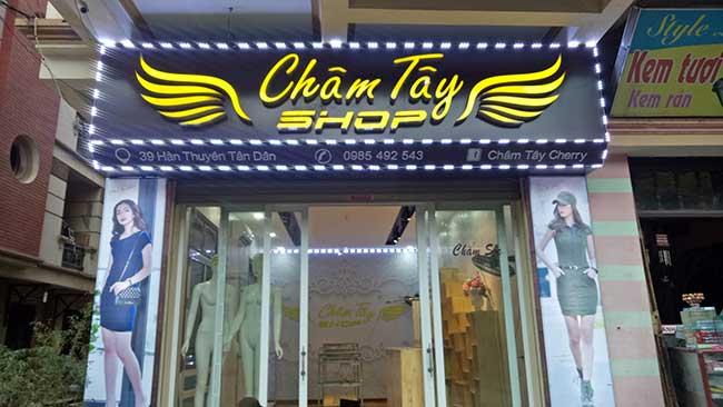 thi cong lam bang hieu quang cao 32 1 - Làm bảng quảng cáo tại đường Thoại Ngọc Hầu
