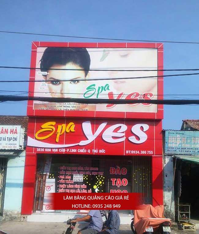 thi cong lam bang hieu quang cao 33 - Làm bảng quảng cáo tại đường tỉnh lộ 10 quận Bình Tân