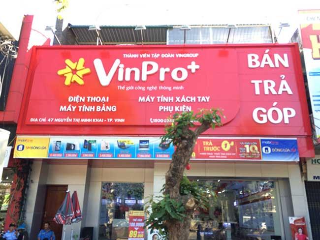thi cong lam bang hieu quang cao 373 - Làm bảng quảng cáo tại đường Lê Văn Quới, quận Bình Tân