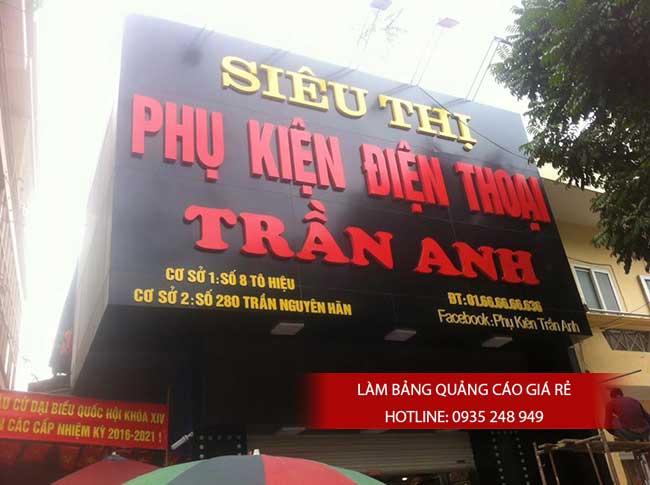 thi cong lam bang hieu quang cao 38 - Làm bảng quảng cáo tại đường tỉnh lộ 10 quận Bình Tân