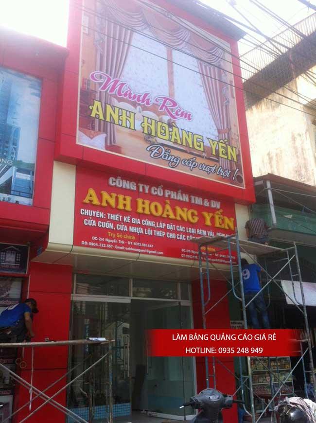 thi cong lam bang hieu quang cao 41 - Làm bảng quảng cáo tại đường tỉnh lộ 10 quận Bình Tân