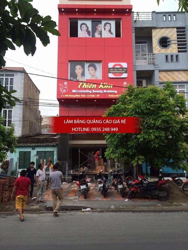 thi cong lam bang hieu quang cao 45 - Làm bảng quảng cáo tại đường tỉnh lộ 10 quận Bình Tân