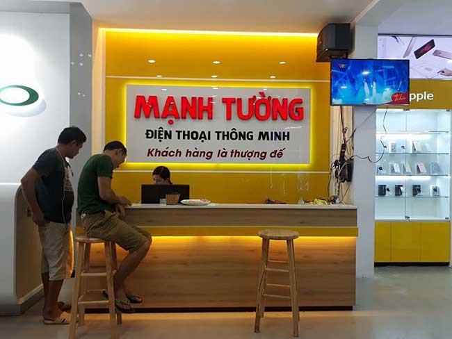 thi cong lam bang hieu quang cao 464 - Thi công làm bảng hiệu quảng cáo quận tân phú