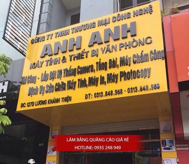 thi cong lam bang hieu quang cao 53 - Làm bảng quảng cáo tại đường tỉnh lộ 10 quận Bình Tân