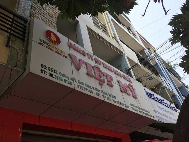 thi cong lam bang hieu quang cao 536 - Thi công làm bảng hiệu quảng cáo quận tân phú
