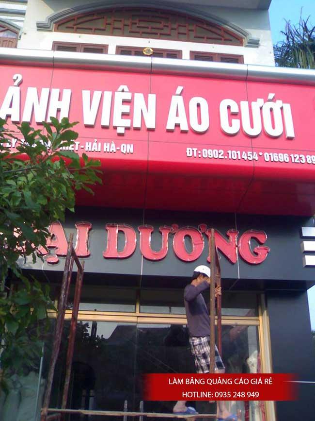 thi cong lam bang hieu quang cao 6 - Làm bảng quảng cáo tại đường tỉnh lộ 10 quận Bình Tân