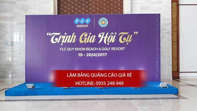 thi cong lam bang hieu quang cao 92 - Làm bảng quảng cáo tại đường Thoại Ngọc Hầu