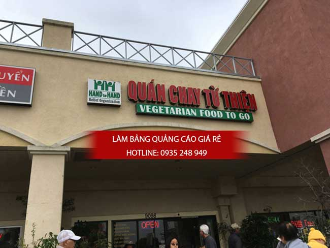 lam bang quang cao quan tan phu 6 - Làm bảng hiệu quảng cáo giá rẻ tại quận 6