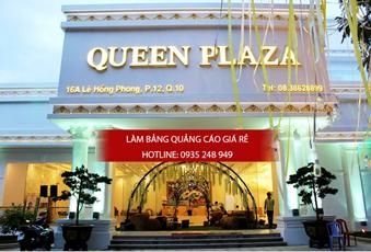 mau bang hieu quan an nha hang dep 2 - Làm bảng hiệu chữ nổi mica quận Tân Phú