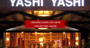 mau bang hieu quan an nha hang dep 26 310x165 - Làm bảng quảng cáo tại đường Trương Phước Phan quận Bình Tân