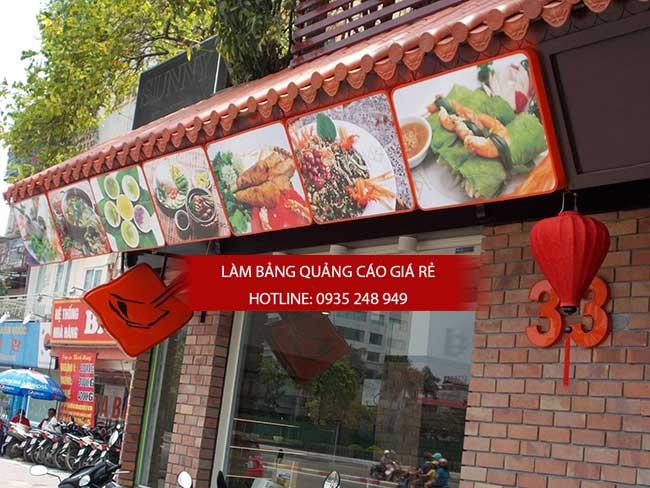 mau bang hieu quan an nha hang dep 27 - Làm bảng quảng cáo tại đường An Dương Vương, quận Bình Tân
