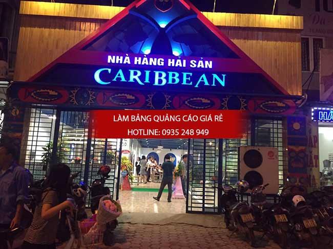 mau bang hieu quan an nha hang dep 29 - Làm bảng quảng cáo tại đường An Dương Vương, quận Bình Tân