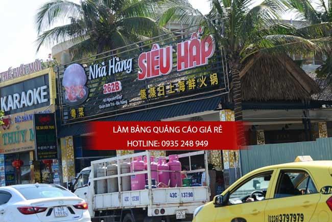mau bang hieu quan an nha hang dep 7 - Làm bảng hiệu quảng cáo giá rẻ tại quận 10