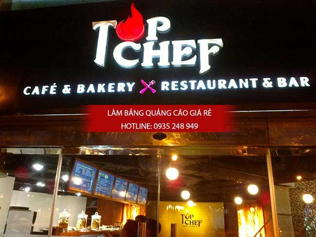 mau bang hieu quan cafe dep 13 - Làm bảng hiệu quảng cáo giá rẻ tại quận 3