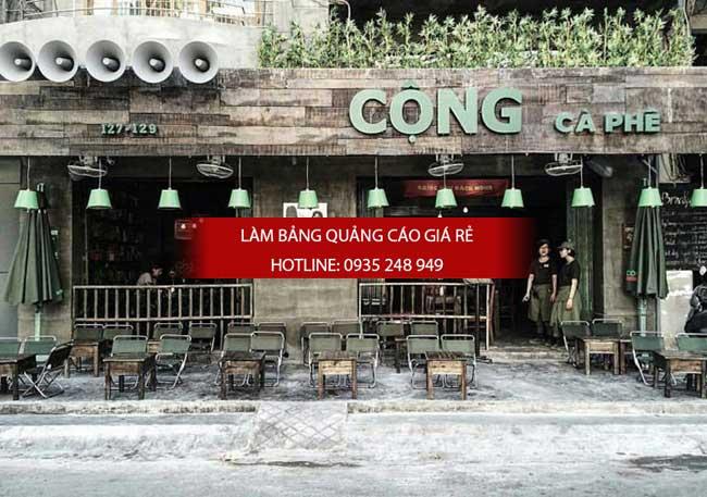mau bang hieu quan cafe dep 2 - Làm bảng hiệu quảng cáo giá rẻ tại quận 1