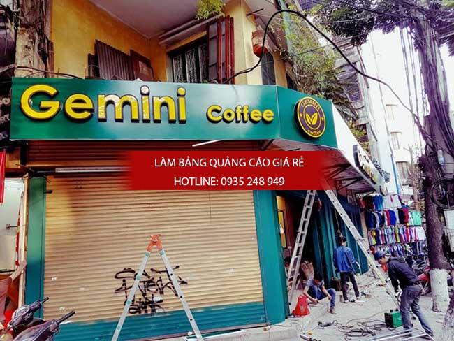 mau bang hieu quan cafe dep 24 - Làm bảng hiệu quảng cáo giá rẻ tại quận 11