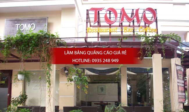mau bang hieu quan cafe dep 29 - Làm bảng hiệu quảng cáo giá rẻ tại quận 11