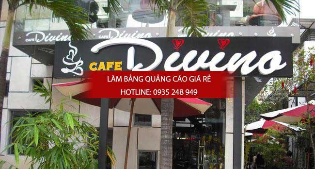 mau bang hieu quan cafe dep 31 - Làm bảng hiệu quảng cáo giá rẻ tại quận 11