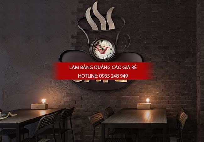 mau bang hieu quan cafe dep 37 - Làm bảng hiệu quảng cáo giá rẻ tại quận 11