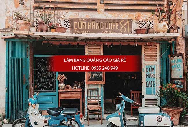 mau bang hieu quan cafe dep 38 - Làm bảng hiệu quảng cáo giá rẻ tại quận 11