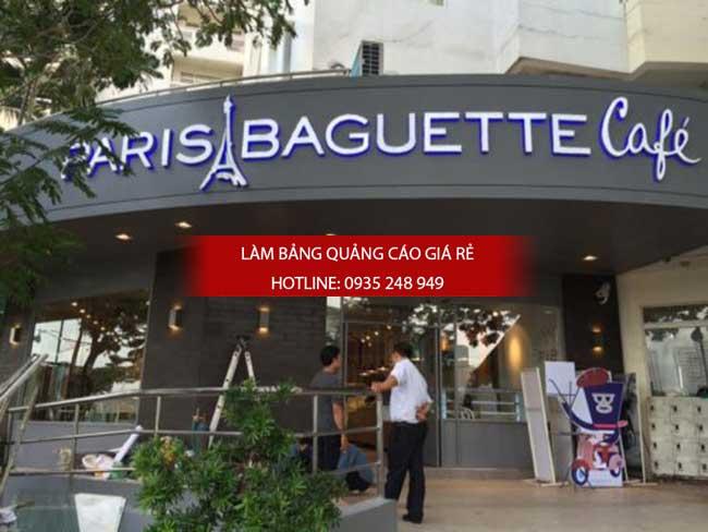 mau bang hieu quan cafe dep 41 - Làm bảng hiệu chữ nổi mica quận Tân Phú