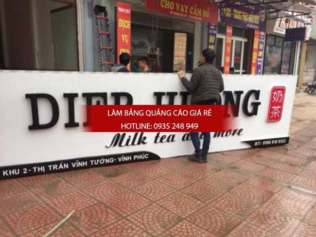 mau bang hieu quan cafe dep 42 - Làm bảng hiệu quảng cáo giá rẻ tại quận 11