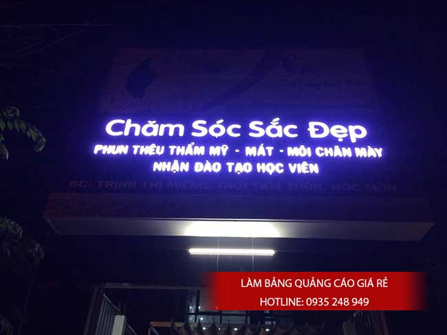 thi cong lam bang hieu quang cao 103 - Làm bảng hiệu khu tên lửa quận bình tân