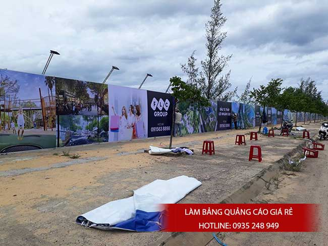 thi cong lam bang hieu quang cao 109 1 - Làm bảng hiệu bạt hiflex đường Phan Anh, quận Bình Tân