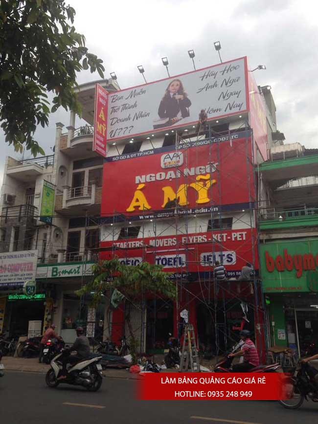 thi cong lam bang hieu quang cao 113 - Làm bảng hiệu quảng cáo giá rẻ tại quận 12
