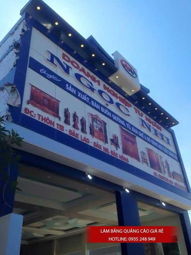 thi cong lam bang hieu quang cao 116 - Làm bảng hiệu quảng cáo giá rẻ tại quận 12