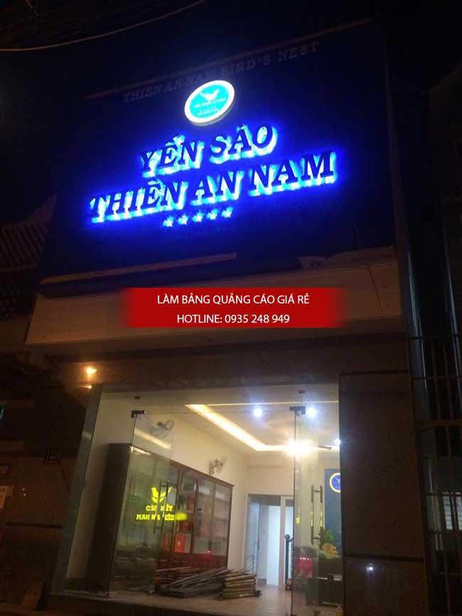 thi cong lam bang hieu quang cao 12 - Làm bảng hiệu công ty đẹp uy tín tại tp hcm