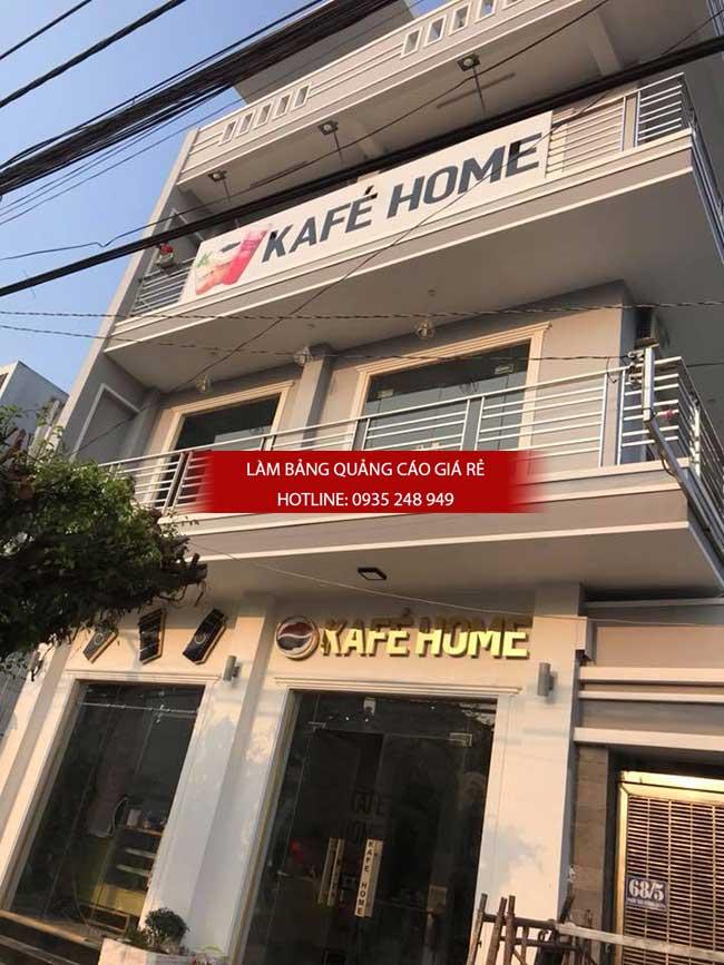 thi cong lam bang hieu quang cao 149 1 - Làm bảng hiệu quảng cáo giá rẻ tại quận 8