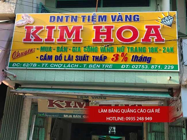 thi cong lam bang hieu quang cao 152 1 - Làm bảng hiệu quảng cáo giá rẻ tại quận 8