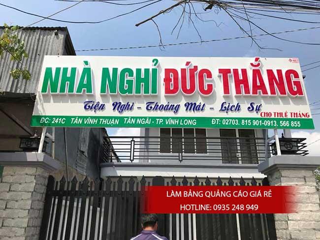 thi cong lam bang hieu quang cao 153 1 - Làm bảng hiệu quảng cáo giá rẻ tại quận 8