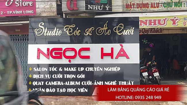 thi cong lam bang hieu quang cao 159 1 - Làm bảng hiệu quảng cáo giá rẻ
