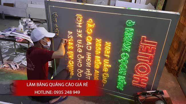 thi cong lam bang hieu quang cao 159 - Làm bảng quảng cáo tại đường An Dương Vương, quận Bình Tân