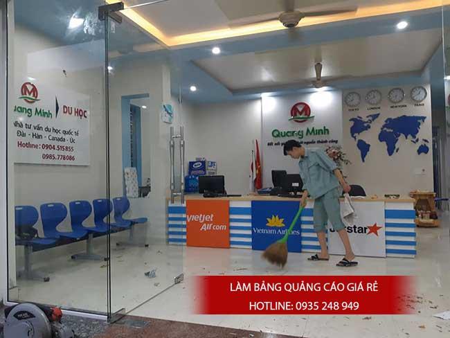 thi cong lam bang hieu quang cao 16 - Làm bảng hiệu quảng cáo giá rẻ tại quận 12
