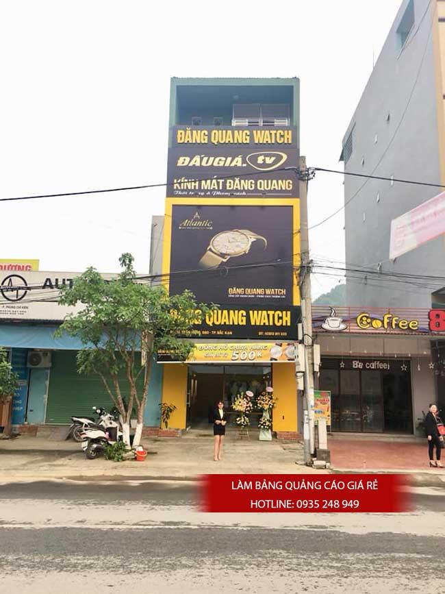 thi cong lam bang hieu quang cao 163 - Làm bảng quảng cáo tại đường An Dương Vương, quận Bình Tân