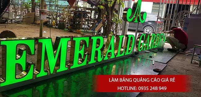 thi cong lam bang hieu quang cao 182 - Làm bảng quảng cáo tại đường Lê Văn Quới quận Bình Tân