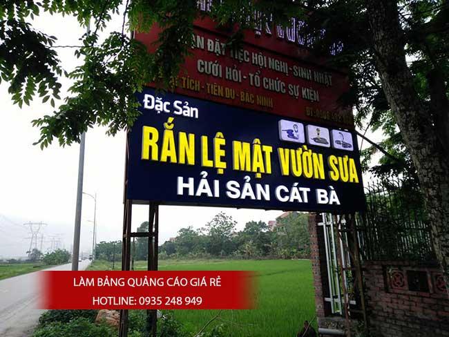 thi cong lam bang hieu quang cao 188 1 - Làm bảng hiệu quảng cáo giá rẻ