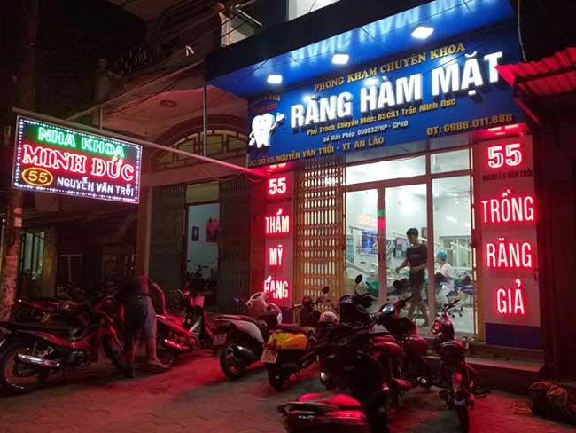 thi cong lam bang hieu quang cao 213 - Làm bảng quảng cáo tại đường Tân Sơn Nhì quận Tân Phú