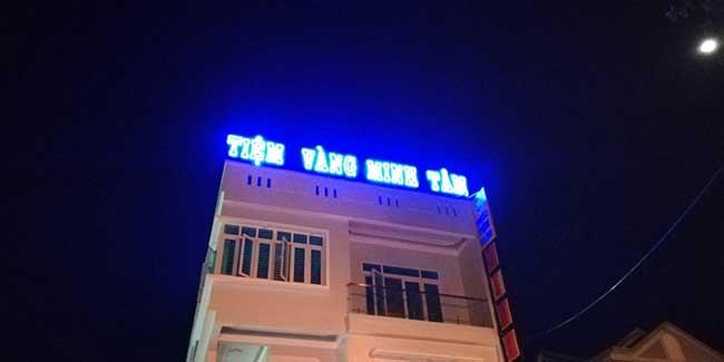 thi cong lam bang hieu quang cao 218 - Làm bảng hiệu khu tên lửa quận bình tân