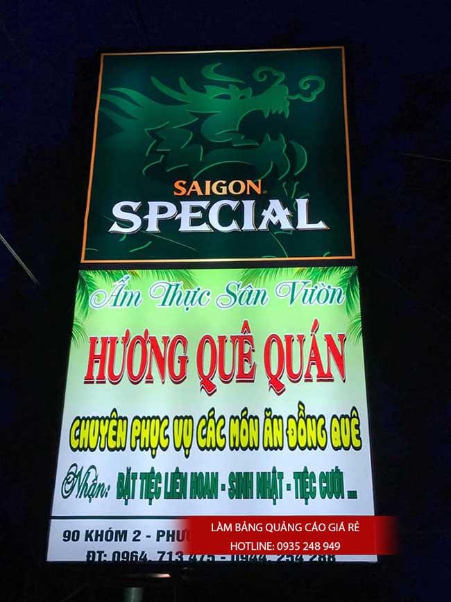 thi cong lam bang hieu quang cao 28 - Làm bảng hiệu quảng cáo giá rẻ