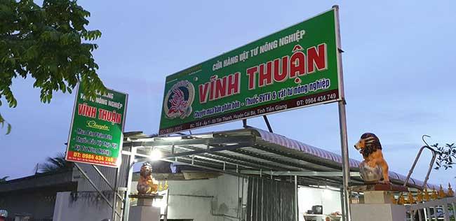 thi cong lam bang hieu quang cao 329 - Làm bảng quảng cáo tại đường Lê Văn Quới quận Bình Tân