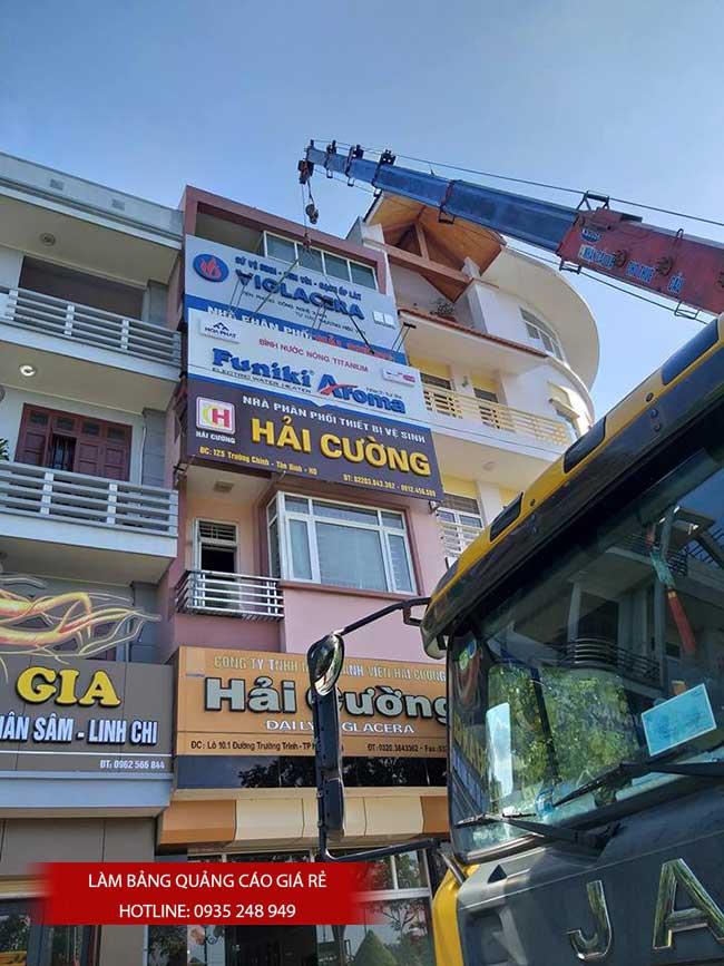 thi cong lam bang hieu quang cao 36 - Làm bảng hiệu quảng cáo giá rẻ tại quận 12